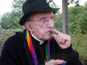 gesù e gli omosessuali Gallarate