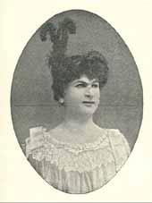 """Ritratto di N.M., in """"Rivista mensile di psichiatria forense, antropologia criminale e scienze affini"""", p. 110, 1898."""